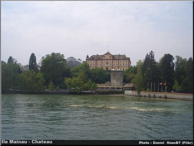 ile mainau chateau
