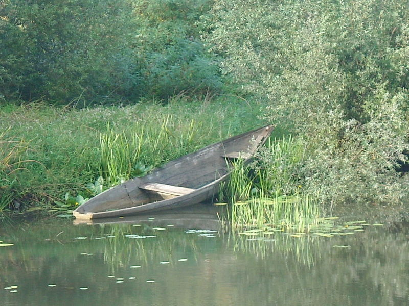 lac skadar barque virpazar