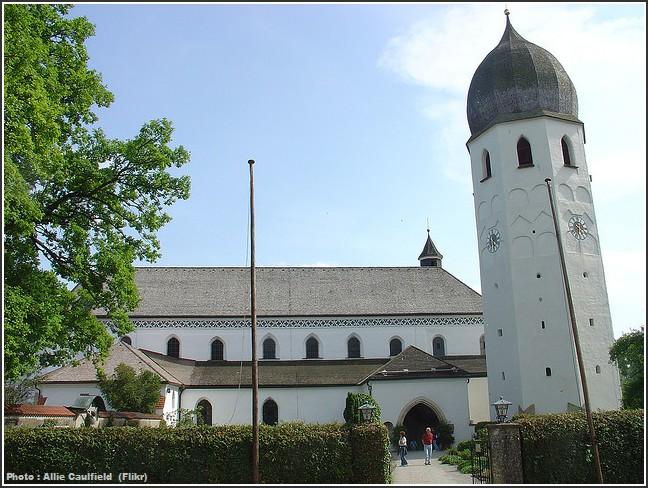 monastere fraueninsel