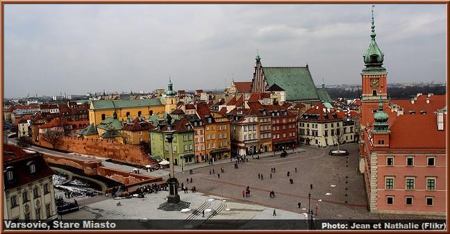 varsovie centre ancien