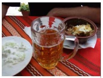 Bière bulgare