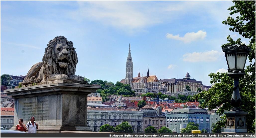 Budapest Église Notre-Dame-de-l'Assomption de Budavár
