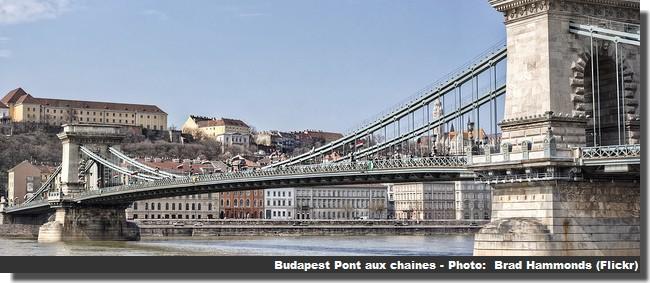 Budapest pont aux chaines