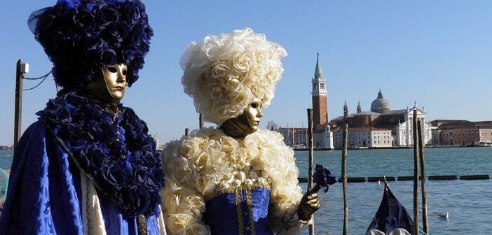 Carnaval de Venise ; magie des masques, exaltation et transgressions