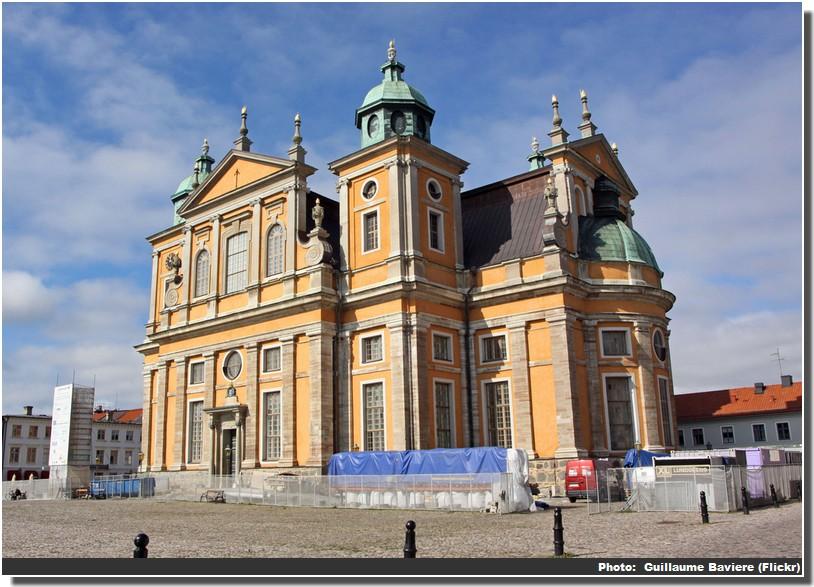 Cathedrale Kalmar Suede