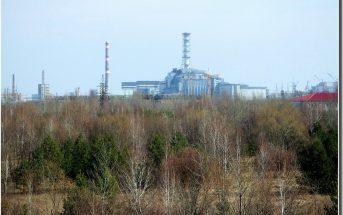 Centrale Tchernobyl Reacteur 4