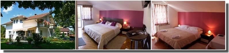 Chambres d'hotes chez Ivan Loncar Plitvice