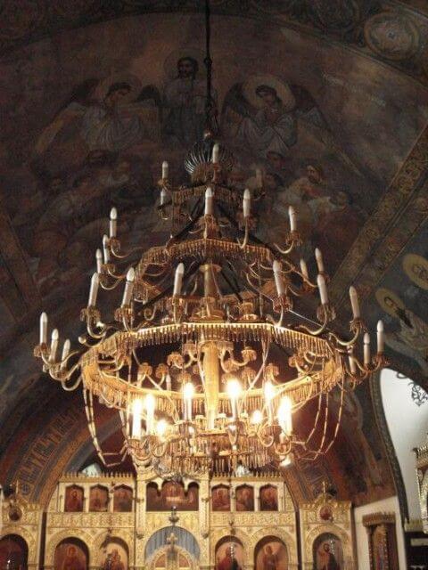 Eglise Ruzica de la Sainte Vierge : la plus ancienne église de Belgrade 1