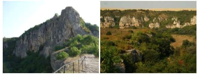 Environnement du monastère d'Ivanovo