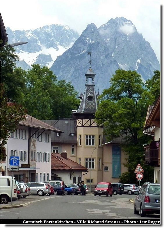 Garmisch Partenkirchen Institut Richard Strauss