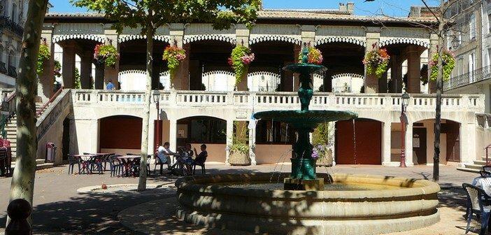 Halles de verdun Castelnaudary 11400