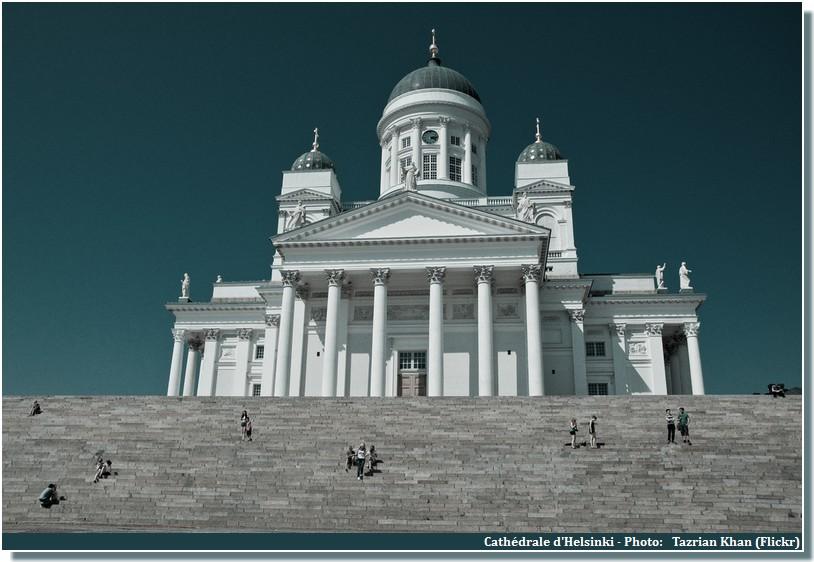 Helsinki Cathédrale