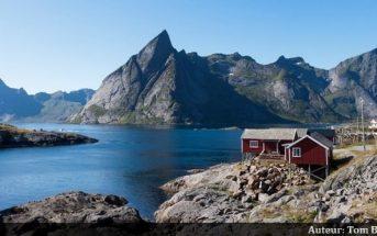 Iles Lofoten Norvege