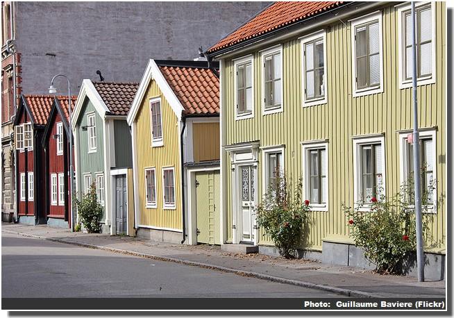 Kalmar Suede Maisons