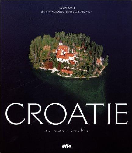 Livre la croatie au coeur double