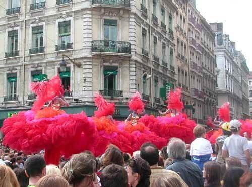 Lyon Biennale de danse