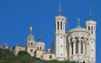 Lyon basilique notre dame de Fourvière