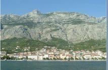 Makarska Biokovo en Croatie