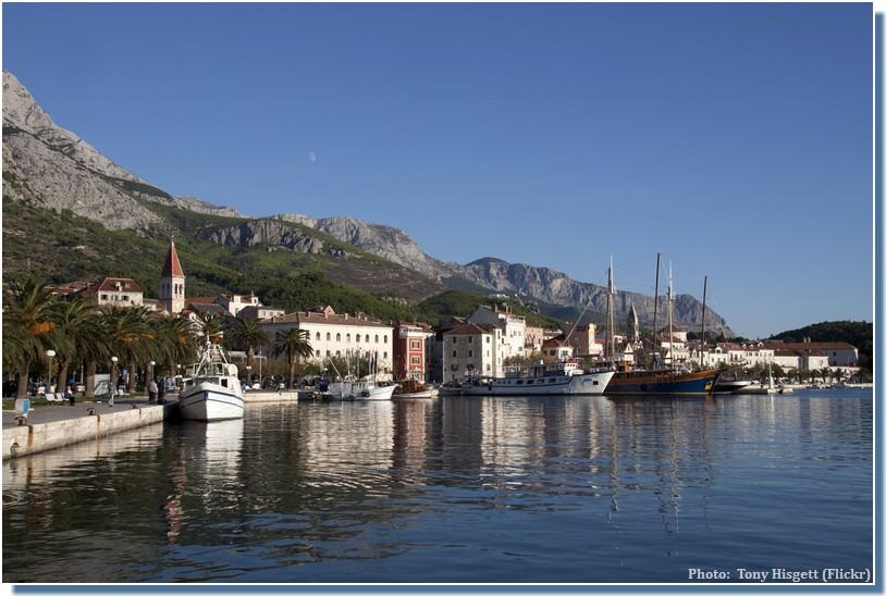 Makarska croatie