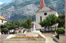 Makarska eglise saint Marc