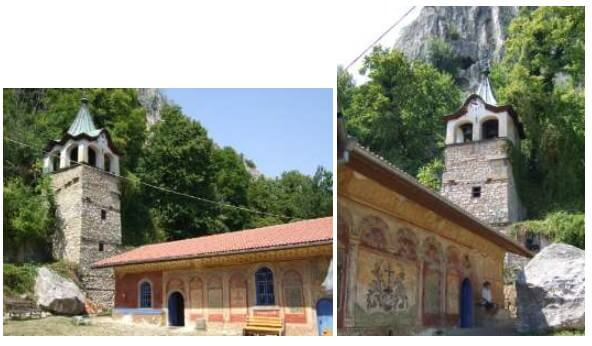 Monastère de la Transfiguration en Bulgarie centrale