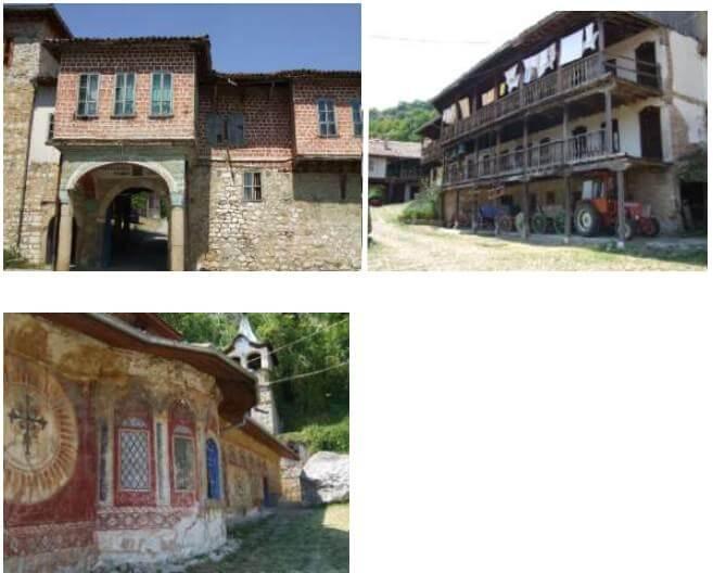 Monastère de la Transfiguration près de Veliko Tarnovo