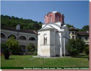 Monastere Studenica chapelle royale
