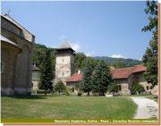 Monastere Studenica cloitre