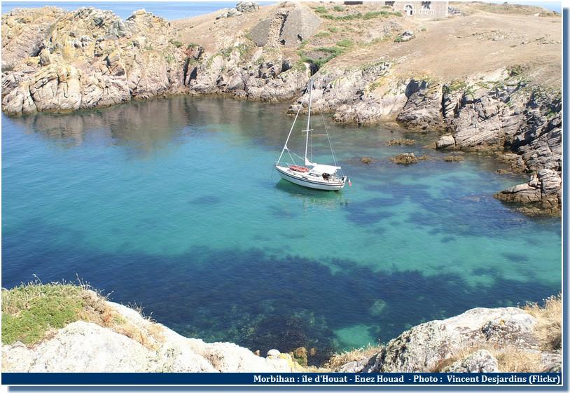 Morbihan Ile d'Houat - Enez Houad