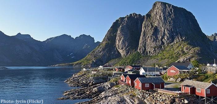 Voyage en Norvège : fantastique pays des Trolls et des fjords
