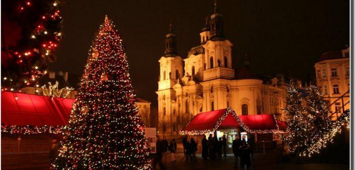 Noel Prague:  Fêter Noël et le Nouvel An à Prague