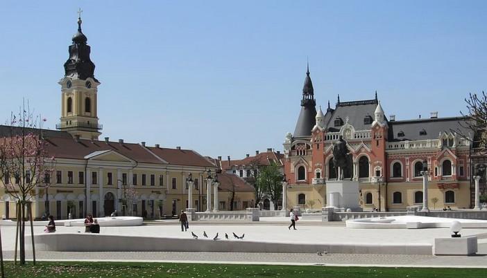 Oradea ville roumaine de Transylvanie