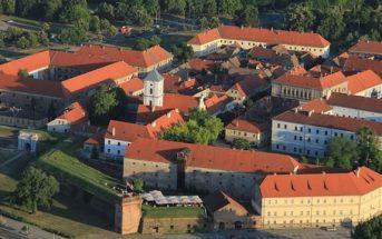 Osijek vieille ville