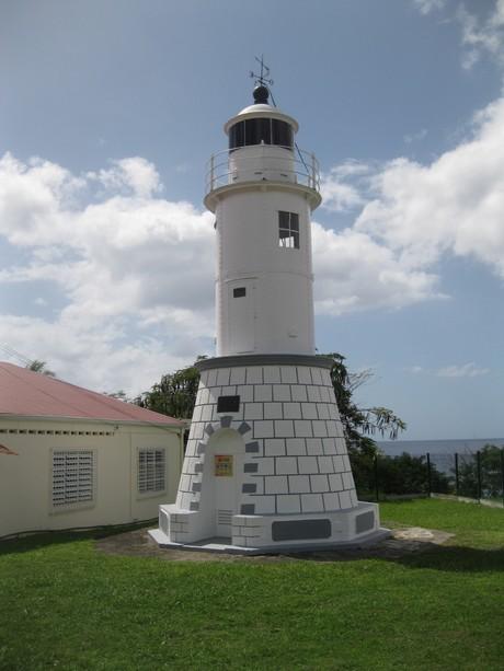 Phare du Prêcheur Martinique