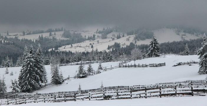 Noël en Roumanie : les traditions autour du ciel