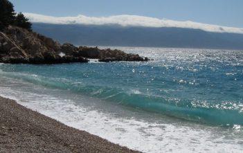 Plage Baska Voda