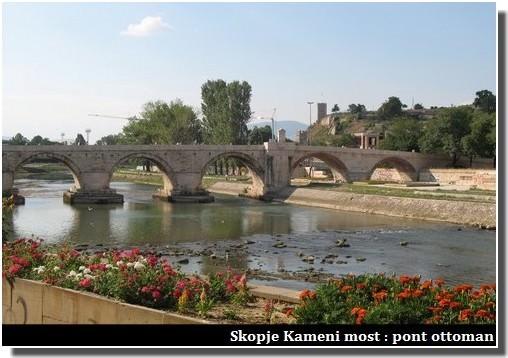 Pont de Skopje Kameni most