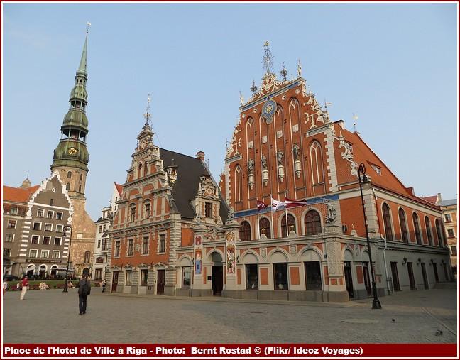 Riga Place Hotel de ville