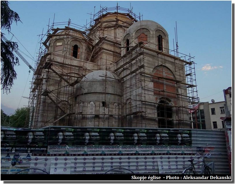 Visiter Skopje ; capitale multiethnique aux facettes plurielles en Macédoine (Fyrom) 12