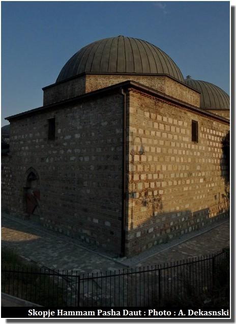 Skopje pasha daut amam
