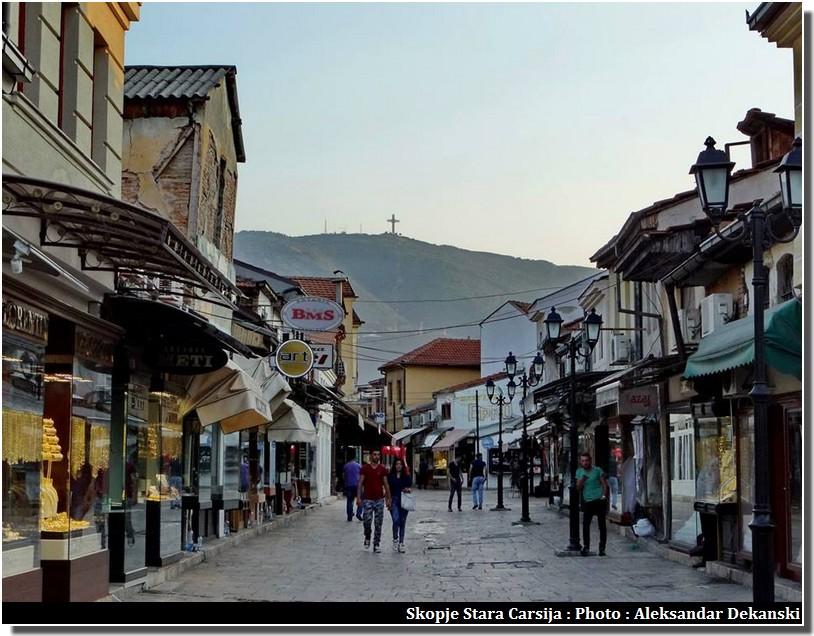 Skopje stara carsija