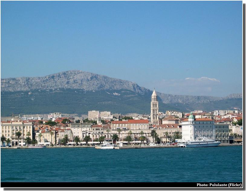 Split Croatie