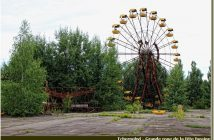 Tchernobyl Grande roue fête foraine