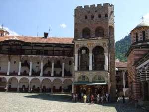 Tour Hreljo au monastère Rila