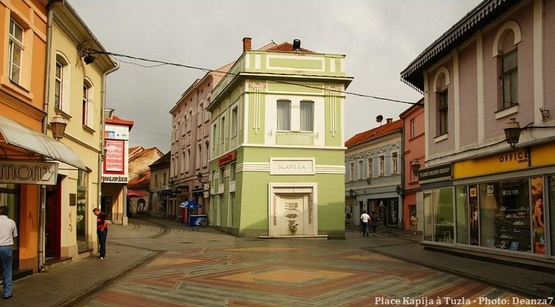 Tuzla ; visages de la République Serbe de Bosnie (Republika Srpska)