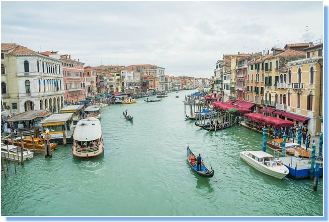 Venise grande canale