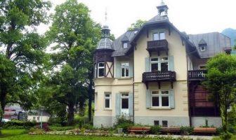 Villa Richard Strauss Garmisch-Partenkirchen