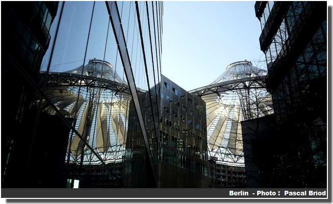 berlin architecture moderne