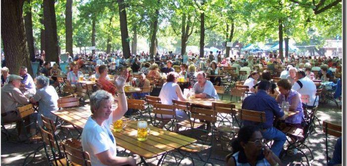 biergarten munich nymphenburg
