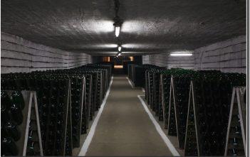 Cricova caves de Moldavie